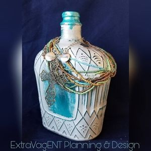 Customized Distressed Bottles